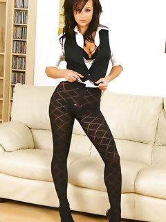 Perfect Pantyhose Girls Porn