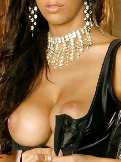 Perfect Girls in Corset Porn